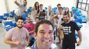 Workshop sobre Agilidade na Universidade Federal Fluminense UFF 1
