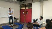 Workshop sobre Agilidade na Universidade Federal Fluminense UFF 2
