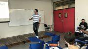 Workshop sobre Agilidade na Universidade Federal Fluminense UFF 3