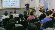 Workshop sobre Coaching de Carreira no Instituto Infnet RJ 1